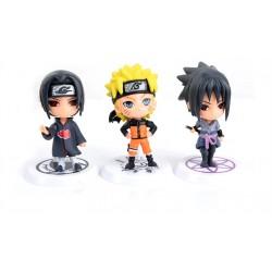 12 Figurines naruto