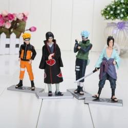 4 Figurine naruto shippuden...