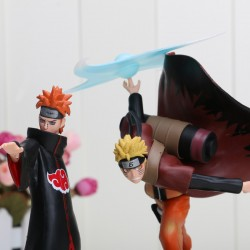 Figurine Naruto & Pain