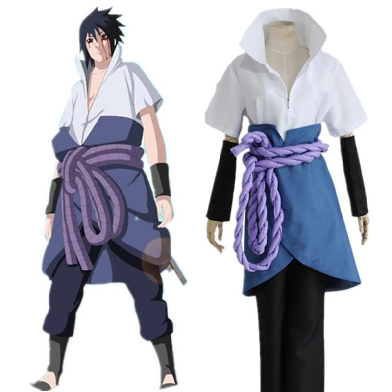 Cosplay deguisement Sasuke Uchiha