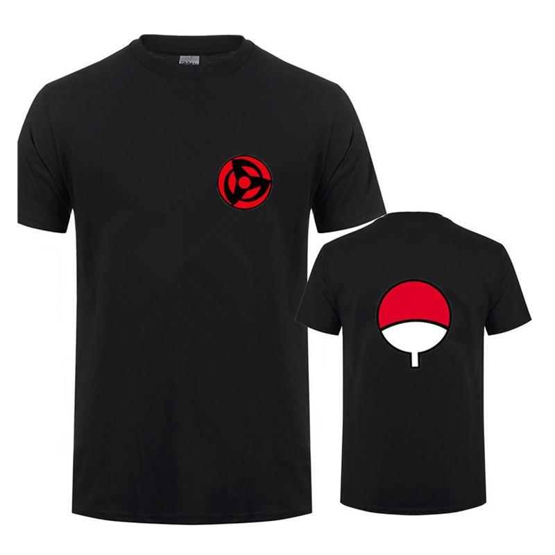 T-shirt clan Uchiha Sharingan