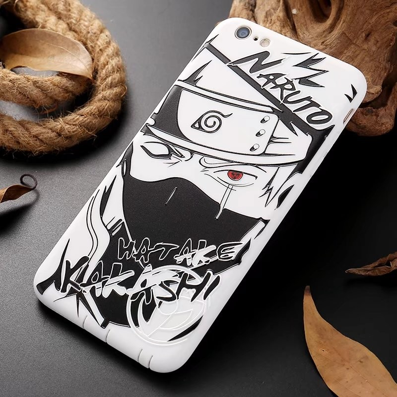 coque iphone 8 plus kakashi