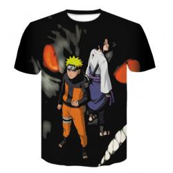 T-shirt naruto - Sasuke VS...
