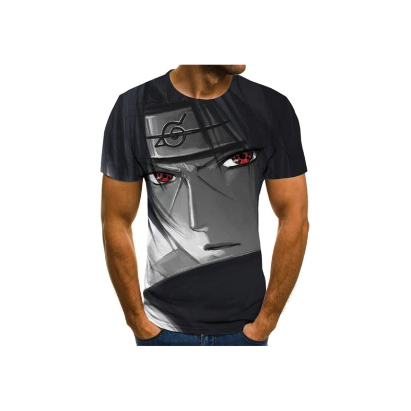 T-Shirt Naruto | Itachi Face avant