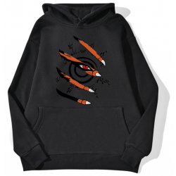 Sweat Naruto - Sceau Kurama noir