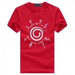 T-shirt naruto sceaux kyubi